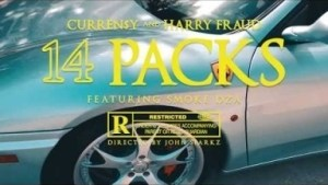 Video: Curren$y & Harry Fraud - 14 Packs (feat. Smoke DZA)